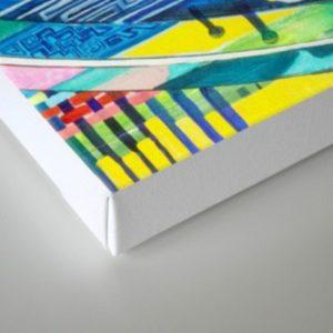 Canvas Prints (side profile)